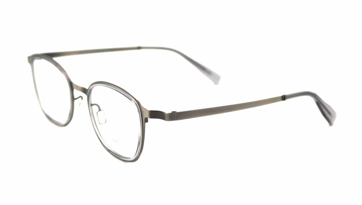 seem Oh My Glasses TOKYO omg-136 Rudolf-ATSーCG-48 [メタル/鯖江産/ウェリントン/シルバー]  1