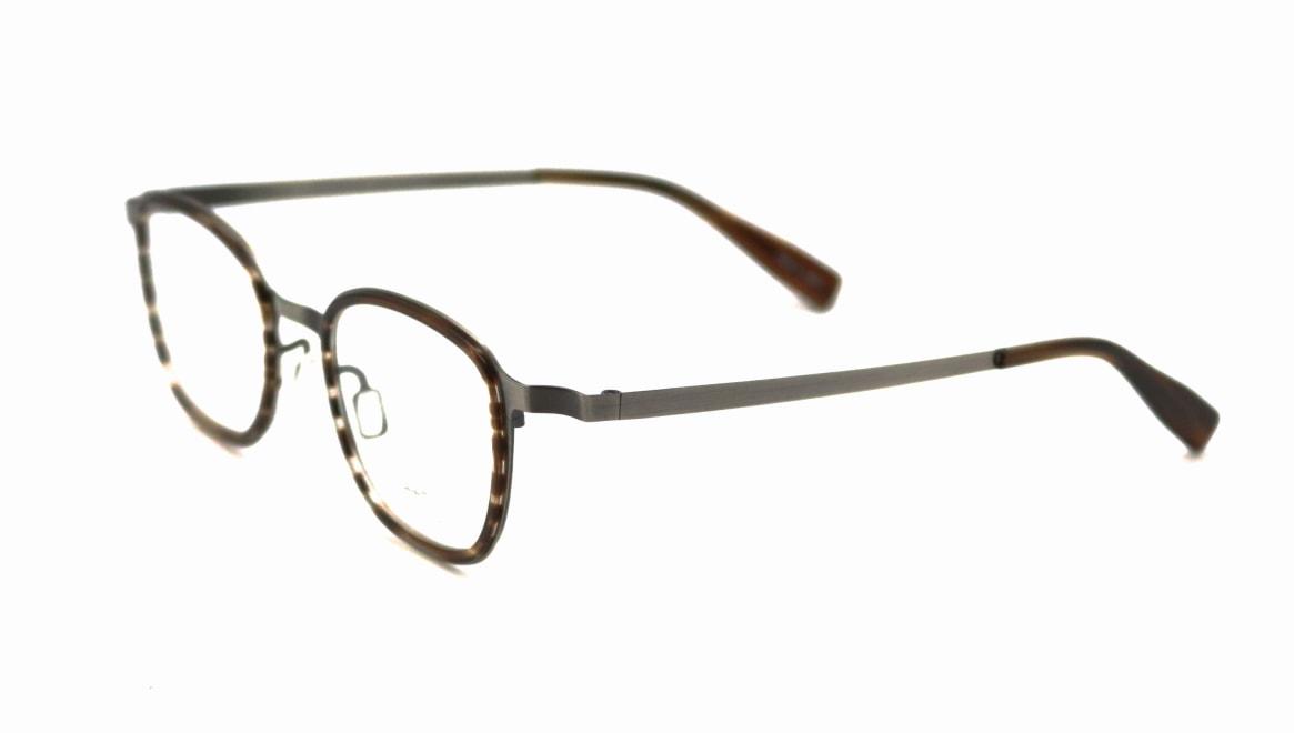 seem Oh My Glasses TOKYO omg-136 Rudolf-ATSーBR-48 [メタル/鯖江産/ウェリントン/シルバー]  1
