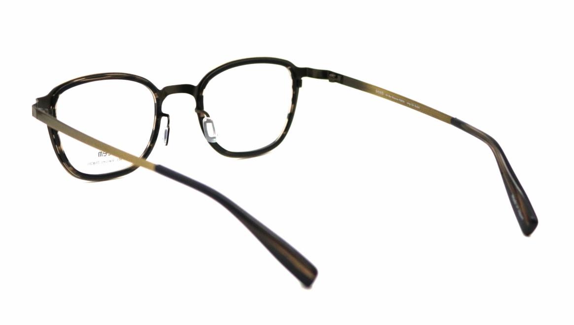 seem Oh My Glasses TOKYO omg-136 Rudolf-ATG-48 [メタル/鯖江産/ウェリントン/ゴールド]  3