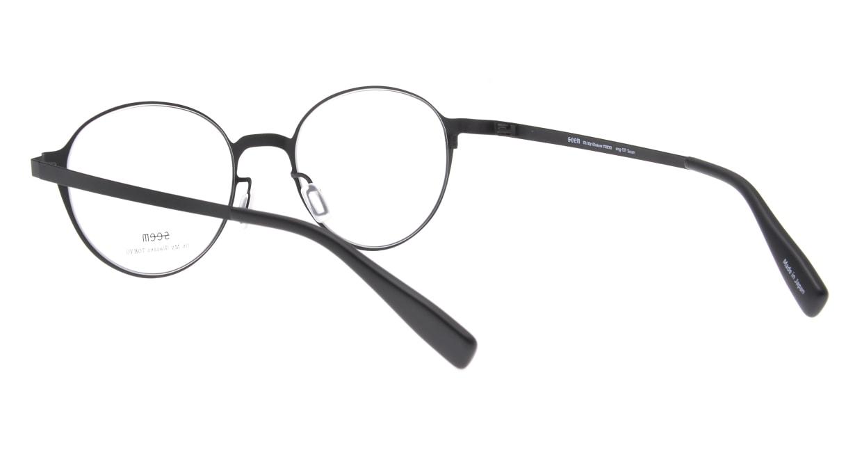 seem Oh My Glasses TOKYO omg-137 Susan-BKM-50 [メタル/鯖江産/丸メガネ]  3