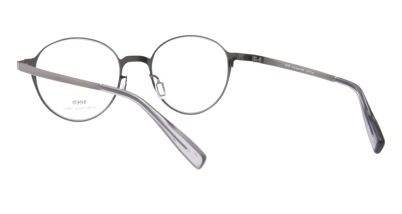 seem Oh My Glasses TOKYO omg-137 Susan-ATS-50 [メタル/鯖江産/丸メガネ/シルバー]  3