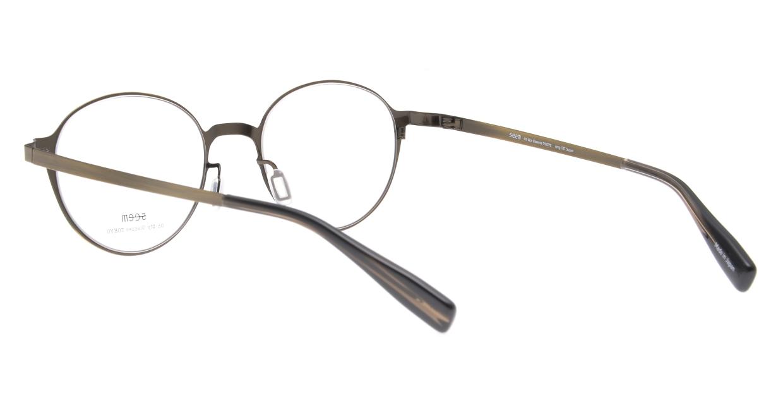 seem Oh My Glasses TOKYO omg-137 Susan-ATG-50 [メタル/鯖江産/丸メガネ/ゴールド]  3