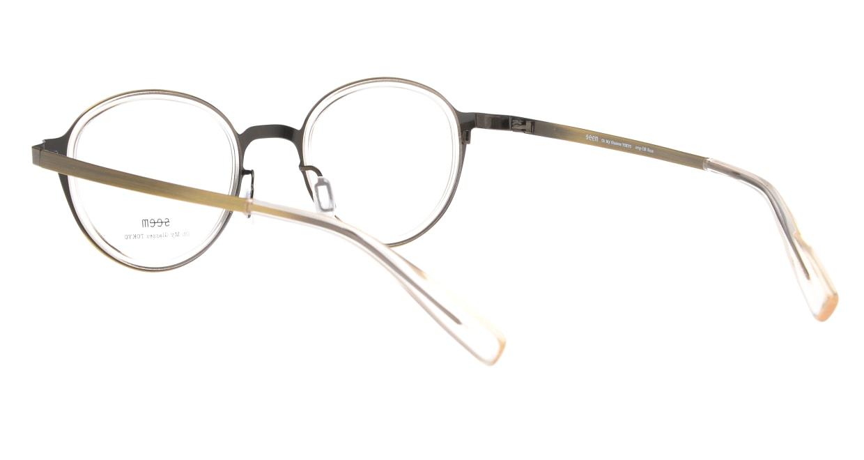 seem Oh My Glasses TOKYO omg-138 Rosa-ATGーBEG-48 [メタル/鯖江産/丸メガネ/ゴールド]  3