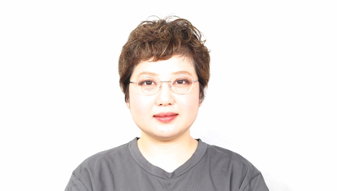 Oh My Glasses TOKYO omg-139 Emily-PK [メタル/鯖江産/丸メガネ/ピンク]  4