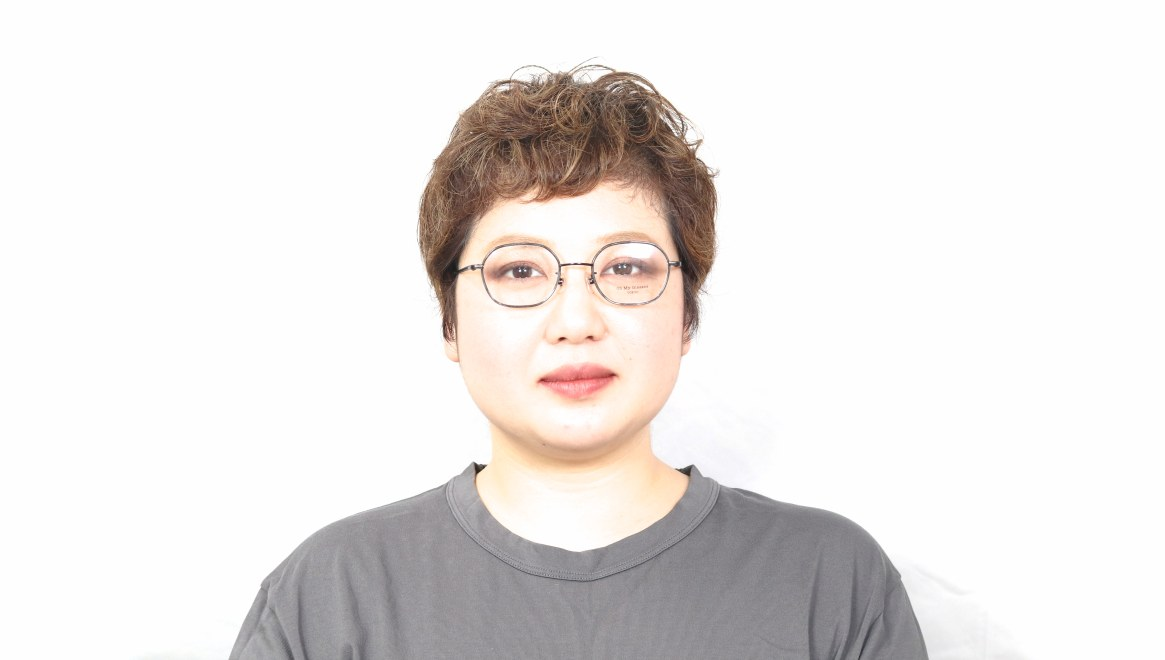 Oh My Glasses TOKYO omg-140 Sofia-BK [メタル/鯖江産/スクエア]  4