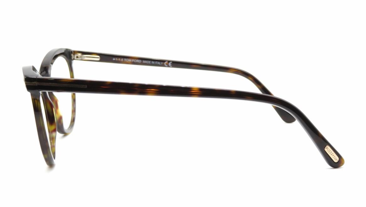 トムフォード FT5551BBLUE BLOCK FILTER-052-54 [フォックス/べっ甲柄]  2