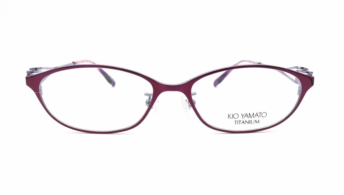 キオヤマト KT-442J-2-06 [メタル/オーバル/紫]