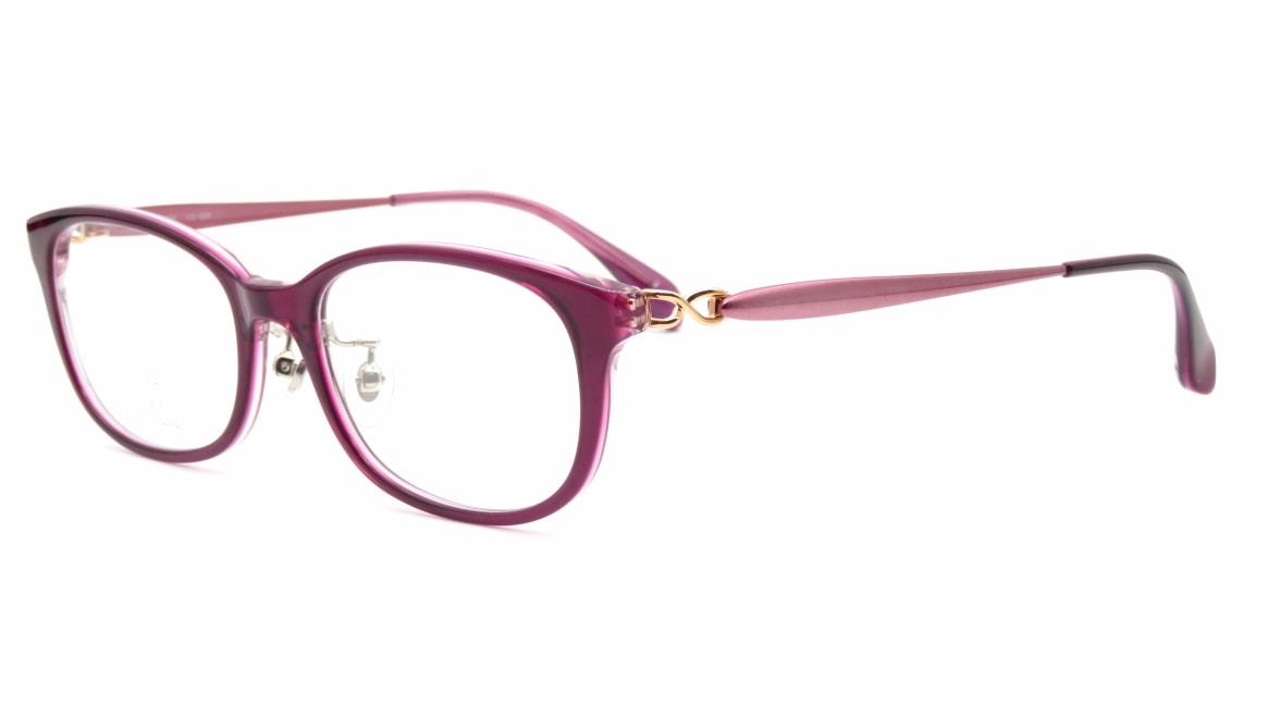 ヴィセ VS-006-3-50 [鯖江産/ウェリントン/紫]  1