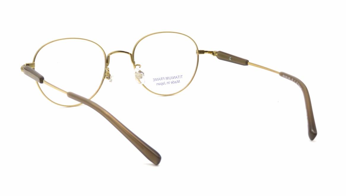 ヴィクター&ロルフ 70ー0236-3-50 [メタル/鯖江産/丸メガネ/緑]  3