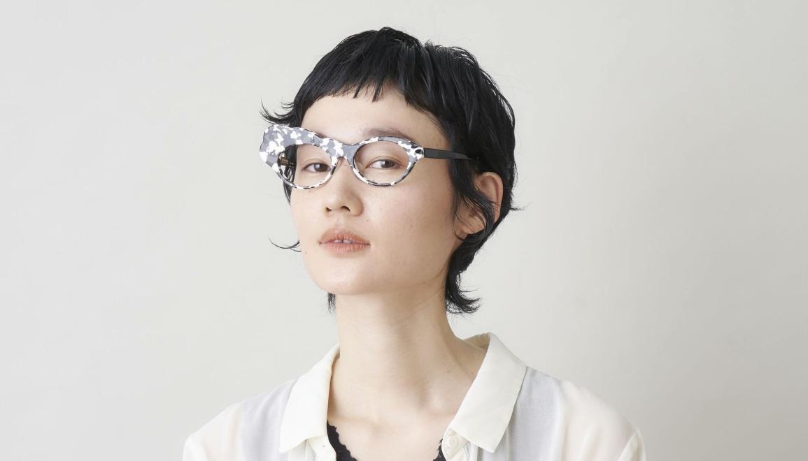 パドマイメージ Moku-Moku-124-50 [鯖江産/フォックス/派手]  4