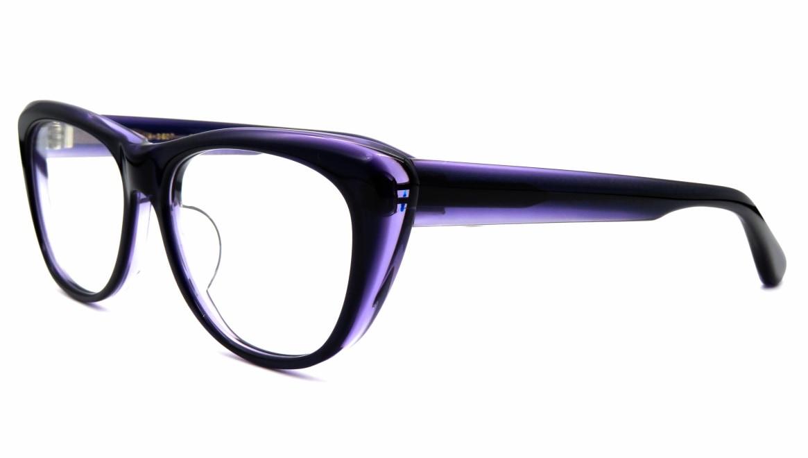 ユニオン アトランティック UA3607-35-54 [鯖江産/フォックス/紫]  1