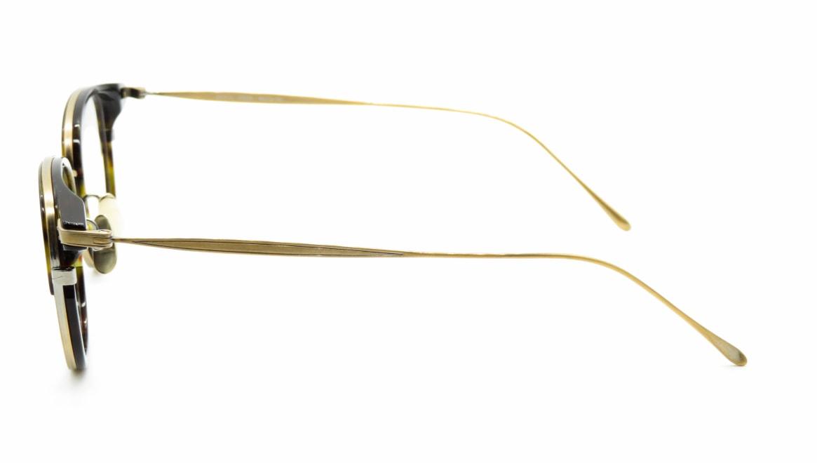 ユニオン アトランティック UA3616-DBDM-48 [鯖江産/ウェリントン/べっ甲柄]  2