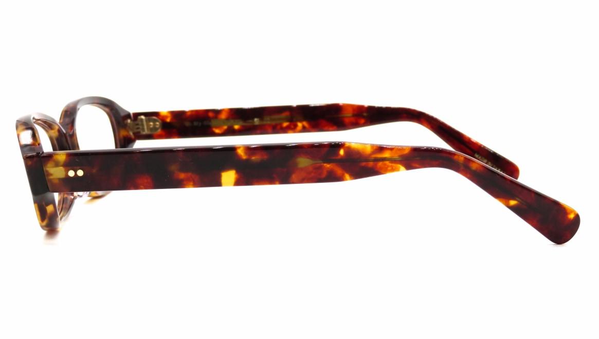 Oh My Glasses TOKYO 一整 ISSEY-02-DM-54 [鯖江産/オーバル/べっ甲柄]  2