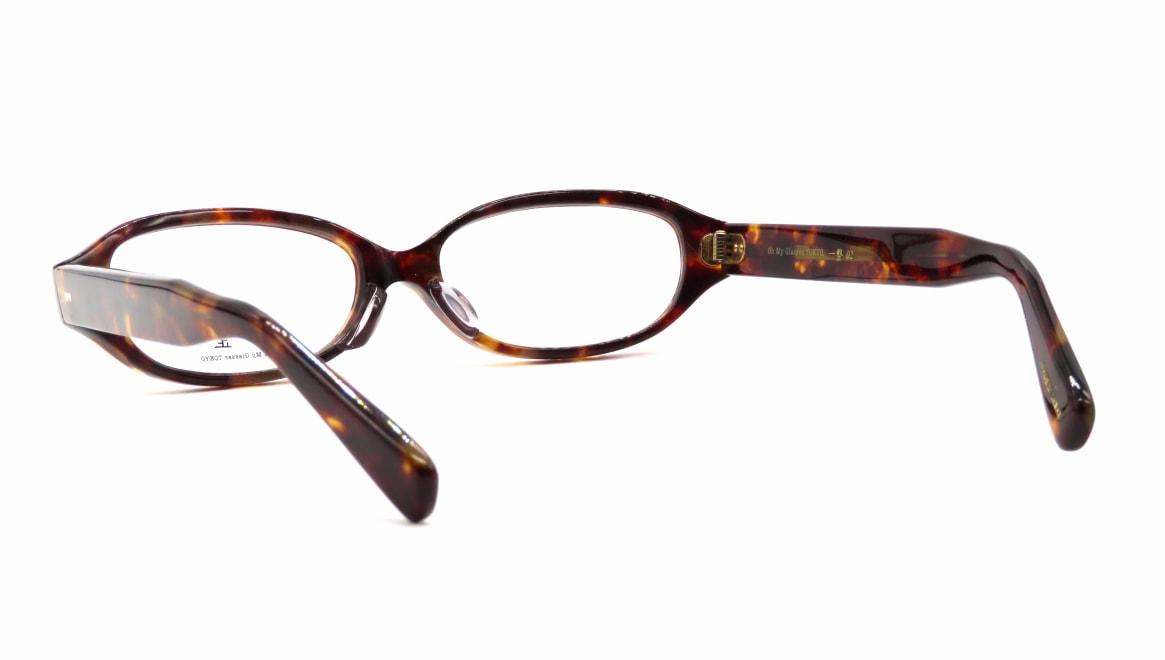 Oh My Glasses TOKYO 一整 ISSEY-02-DM-54 [鯖江産/オーバル/べっ甲柄]  3