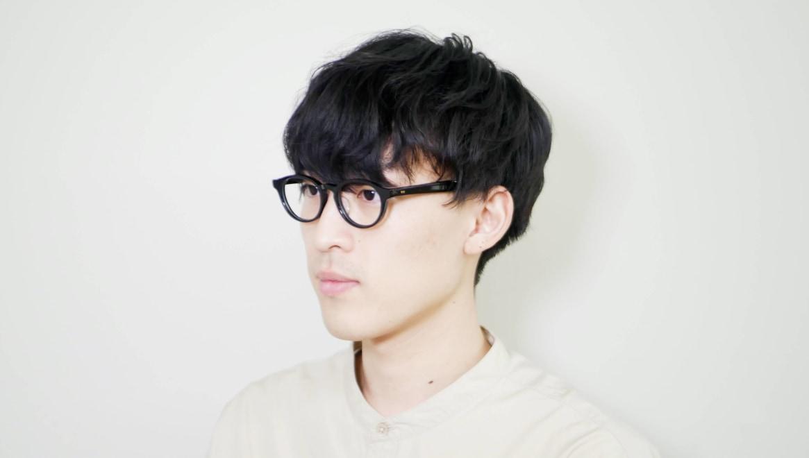 Oh My Glasses TOKYO 一整 ISSEY-03-BK-47 [黒縁/鯖江産/丸メガネ]  5