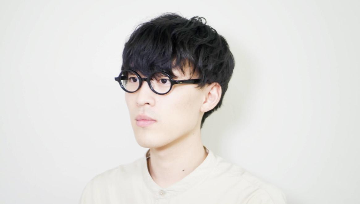 Oh My Glasses TOKYO 一整 ISSEY-04-BK-43 [黒縁/鯖江産/丸メガネ]  5