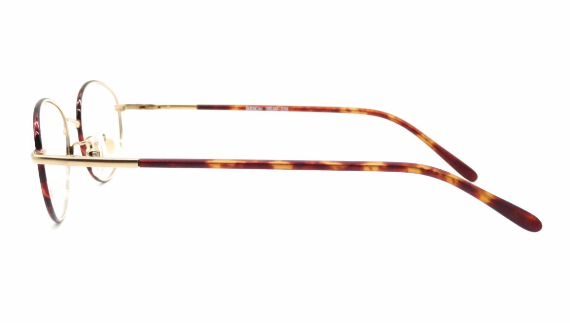 アメリカンドリーム AD-236-C-1-51 [メタル/鯖江産/オーバル/べっ甲柄]  2