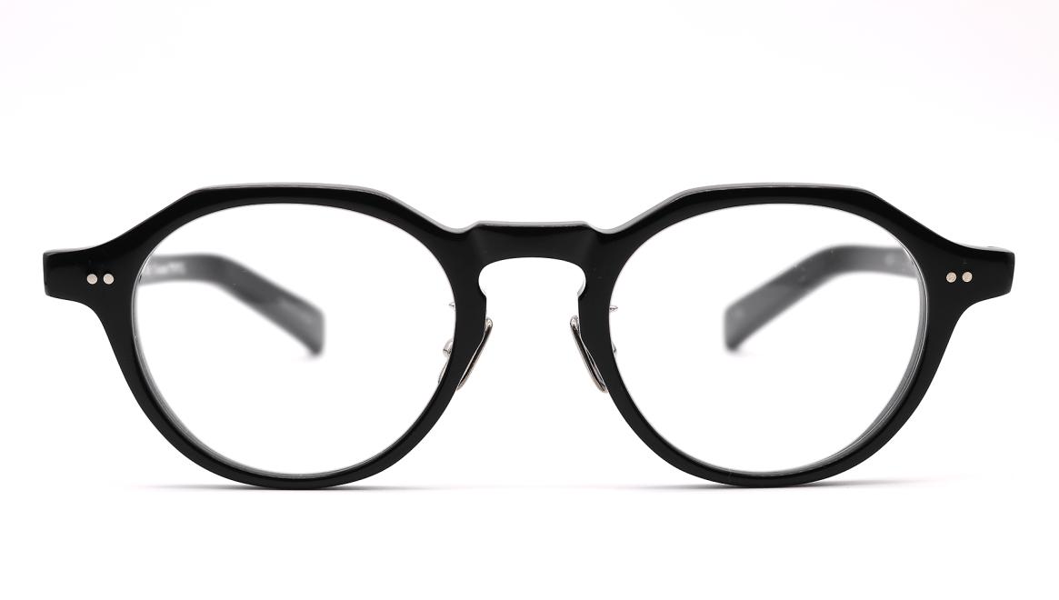 Oh My Glasses TOKYO MBT-1-BK-47 [黒縁/鯖江産/丸メガネ]