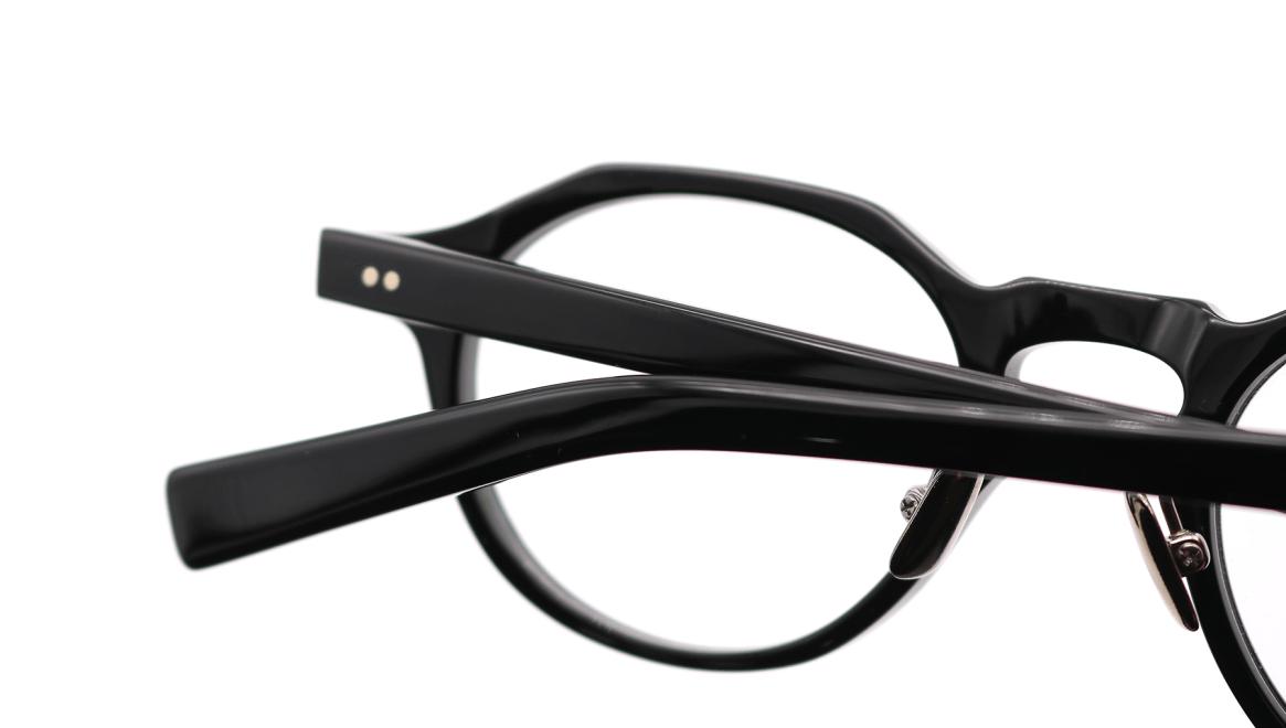 Oh My Glasses TOKYO MBT-1-BK-47 [黒縁/鯖江産/丸メガネ]  5