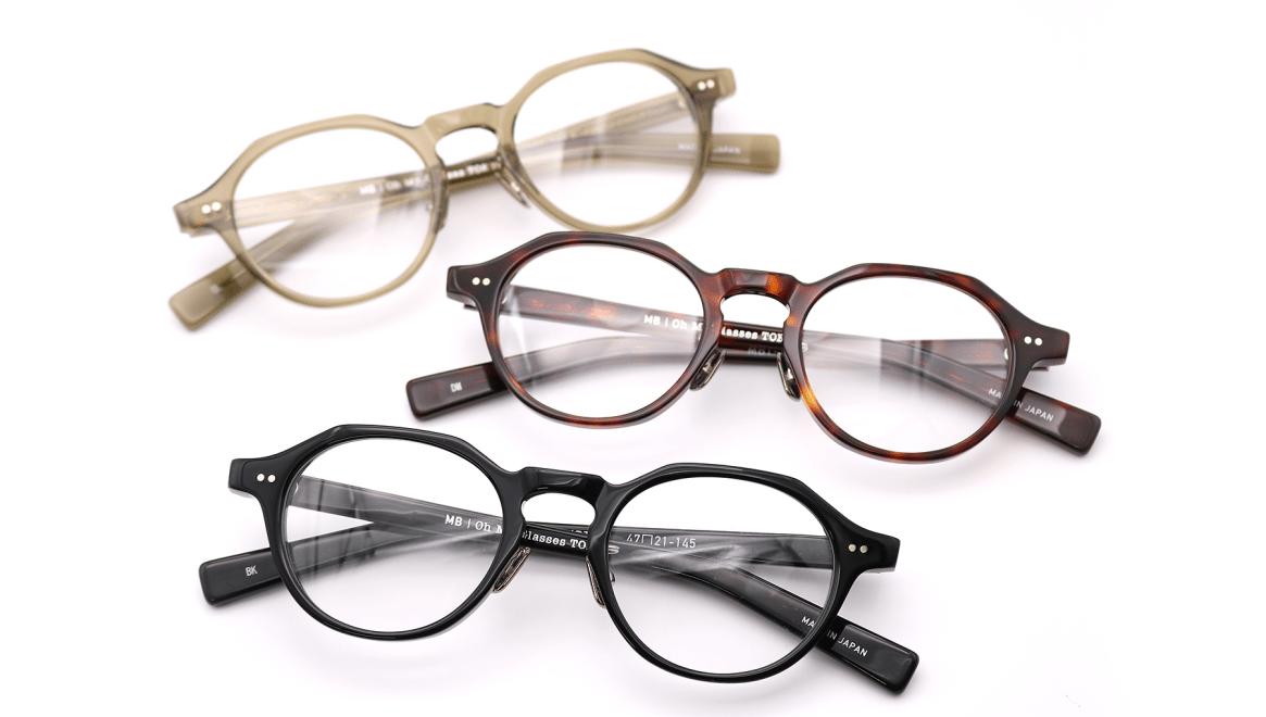 Oh My Glasses TOKYO MBT-1-BK-47 [黒縁/鯖江産/丸メガネ]  7