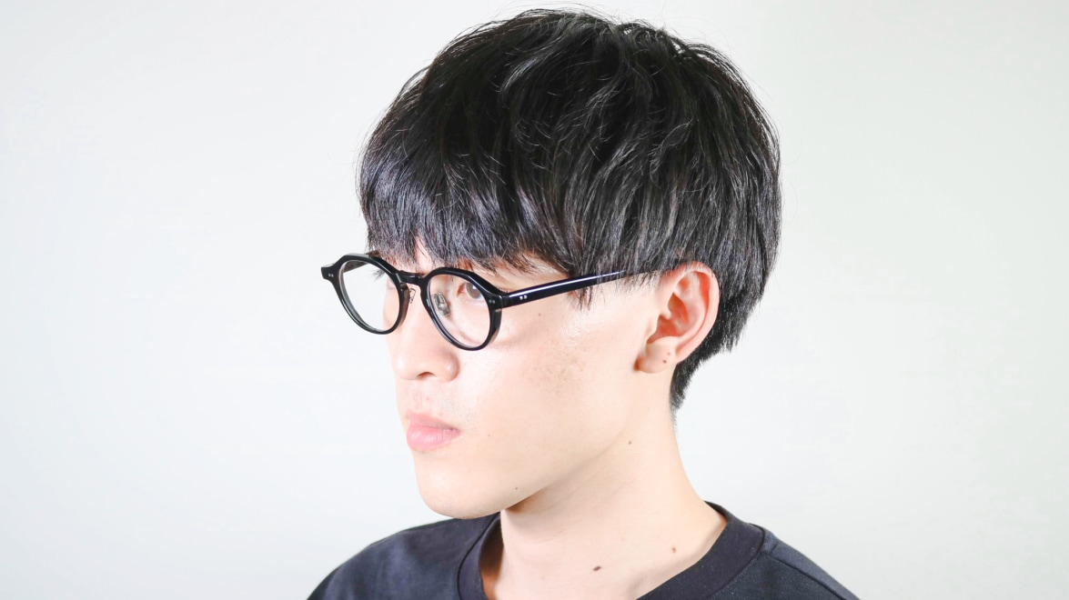 Oh My Glasses TOKYO MBT-1-BK-47 [黒縁/鯖江産/丸メガネ]  10
