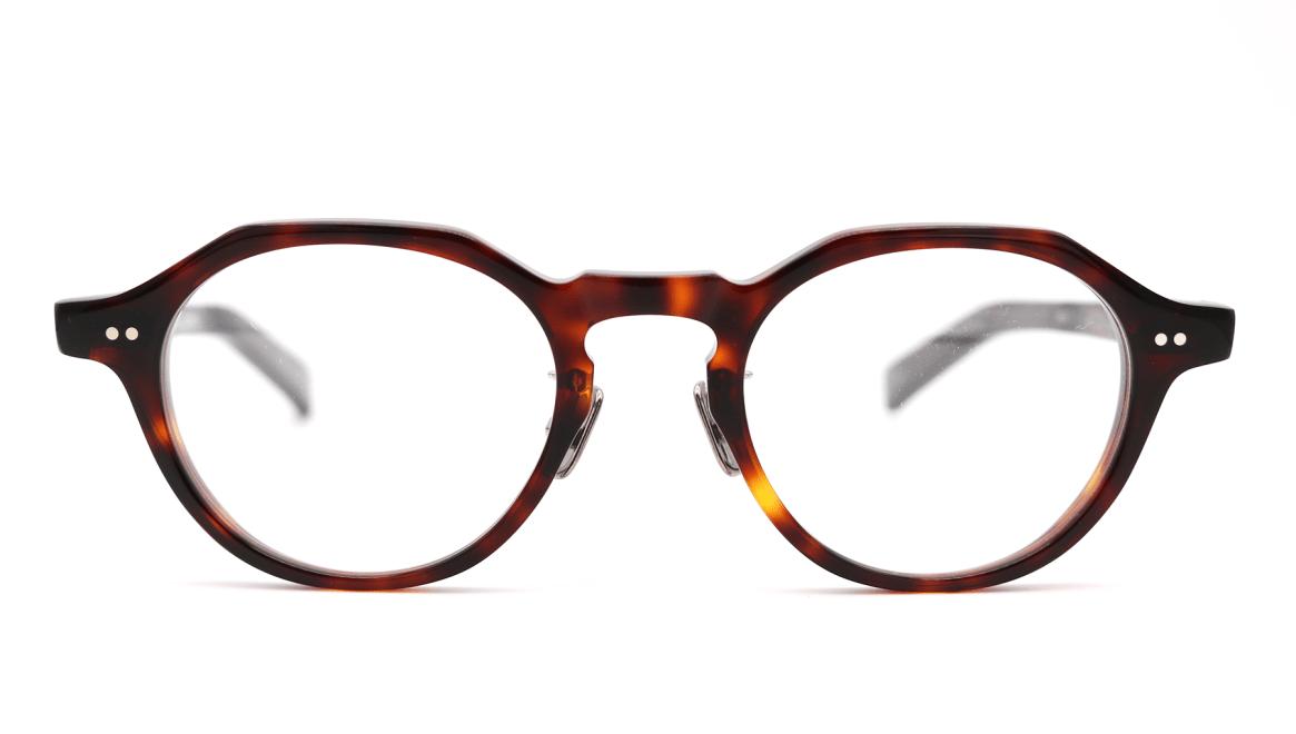 Oh My Glasses TOKYO MBT-1-DM-47 [鯖江産/丸メガネ/べっ甲柄]