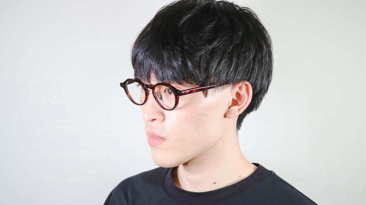 Oh My Glasses TOKYO MBT-1-DM-47 [鯖江産/丸メガネ/べっ甲柄]  10