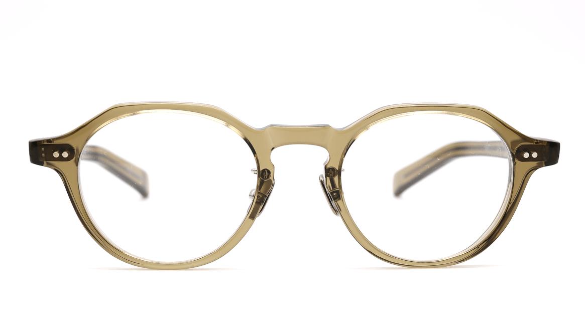 Oh My Glasses TOKYO MBT-1-OL-47 [鯖江産/丸メガネ/緑]