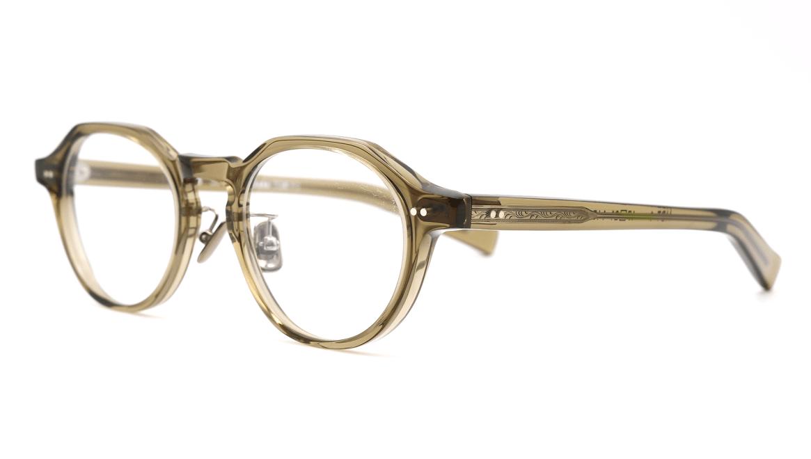 Oh My Glasses TOKYO MBT-1-OL-47 [鯖江産/丸メガネ/緑]  1