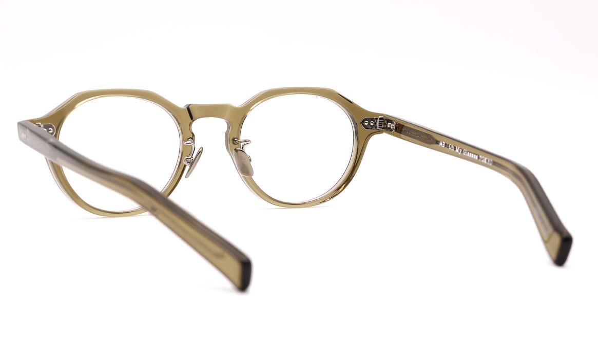Oh My Glasses TOKYO MBT-1-OL-47 [鯖江産/丸メガネ/緑]  3