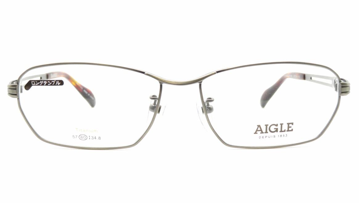 エーグル AG1143-2-60 [メタル/スクエア/シルバー]