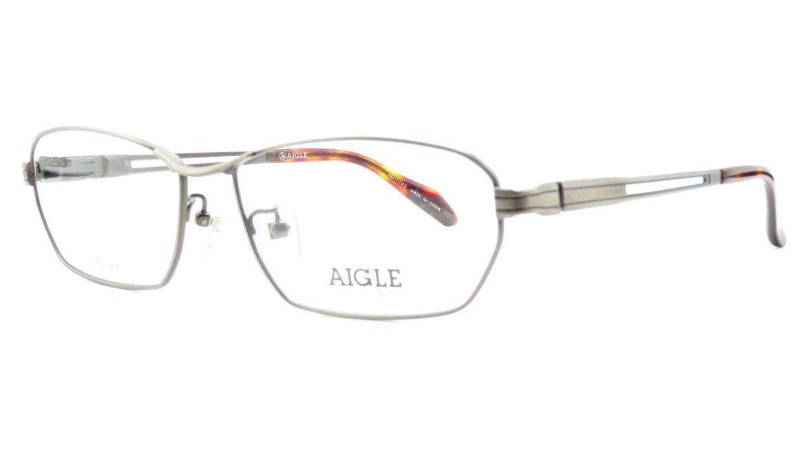 エーグル AG1143-2-60 [メタル/スクエア/シルバー]  1