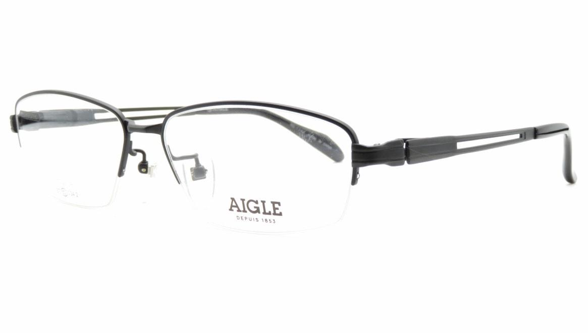 エーグル AG1144-3-60 [メタル/ハーフリム/スクエア]  1