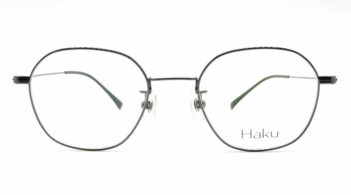 ハク Haku-03-GMB-48-18-146 [メタル/鯖江産/ウェリントン]