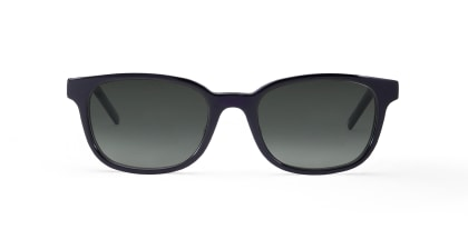 TYPE Univers Regular-Black Sunglasses
