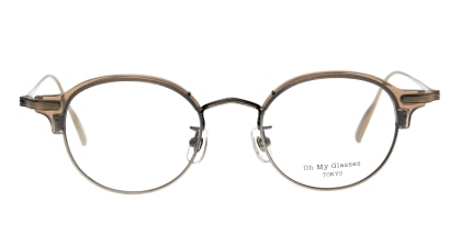 Oh My Glasses TOKYO Ralph omg-083-GRY-10
