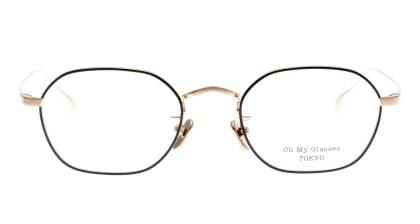 Oh My Glasses TOKYO Reggie omg-089-BKG-47