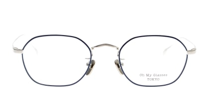 Oh My Glasses TOKYO Reggie omg-089-NV-47