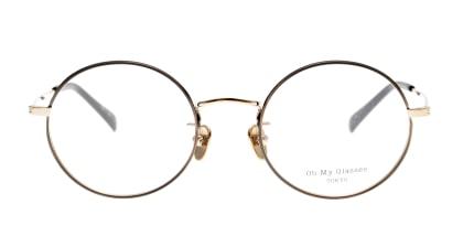 Oh My Glasses TOKYO Neal2 omg-111-BKG-47