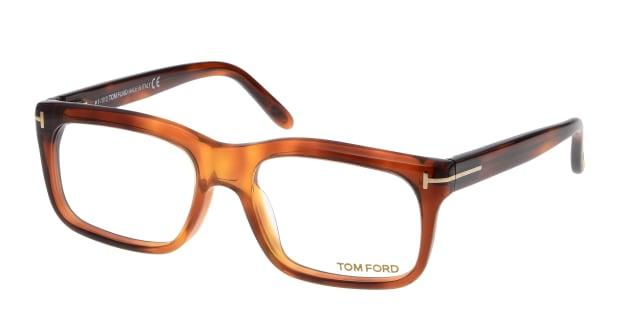 【送料無料】トムフォード FT4284-056-54 メガネ(眼鏡) スクエア tomford-ft4284-056-54 ブラウン 茶 セルフレーム フルリム TOMFORD 度付き 伊達メガネ 即日発送 ユニセックス