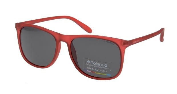 【送料無料】ポラロイド PLD6002S-PVF-Y2 サングラス ウェリントン polaroid-pld6002s-pvf-y2 レッド 赤 セルフレーム フルリム polaroid サングラス:UVカット 即日発送 ユニセックス