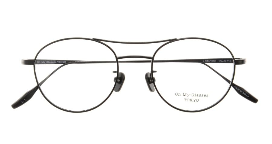 Oh My Glasses TOKYO パトリック