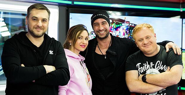 Иса Багиров стал гостем утреннего шоу «Русские Перцы» на «Русском Радио» - Новости радио OnAir.ru