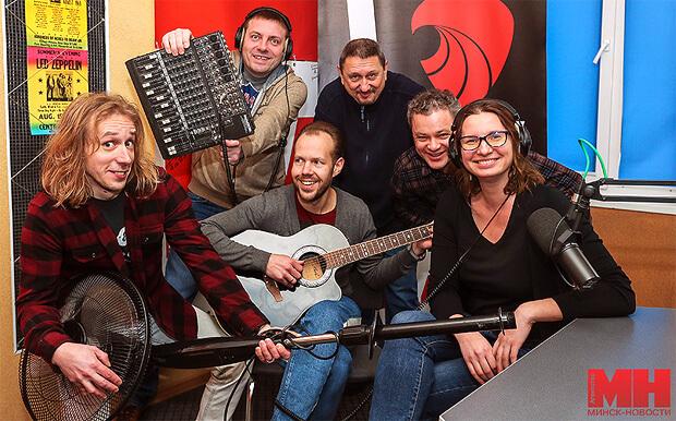 Сегодня «Радио-Минск» отмечает 15-летие - Новости радио OnAir.ru