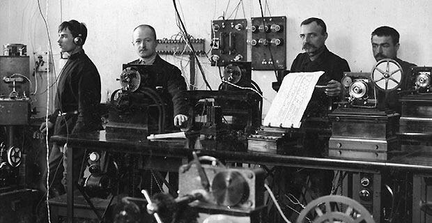 100 лет назад по радио впервые было передано голосовое сообщение - Новости радио OnAir.ru