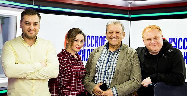 Борис Грачевский стал гостем утреннего шоу «Русские Перцы» - Новости радио OnAir.ru