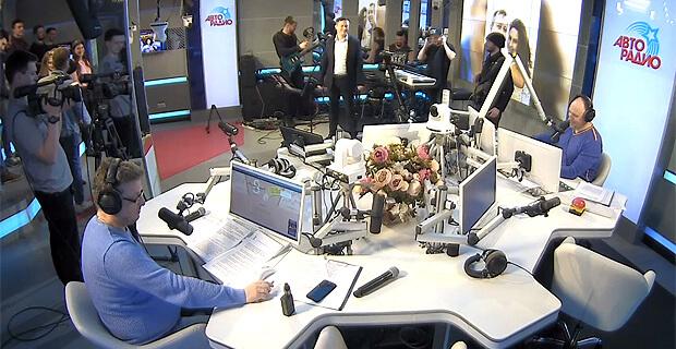 В эфире «Авторадио» победители проекта «Милая моя» исполняют песни для любимых - Новости радио OnAir.ru