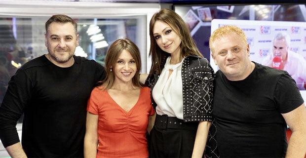 Согдиана в утреннем шоу «Русские Перцы» на «Русском Радио» - Новости радио OnAir.ru