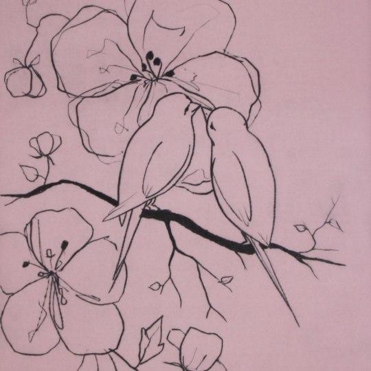 Pink love by Anja Cecilie Solvik | onArts