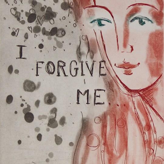 I forgive me by Bjørg Thorhallsdottir | onArts